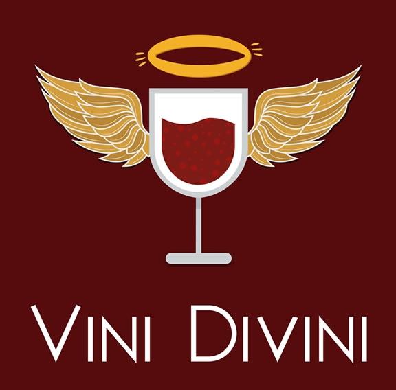 Criação de logo para o Cliente Vini Divini