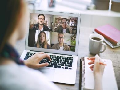 4 dicas para realizar treinamentos com a sua equipe home office