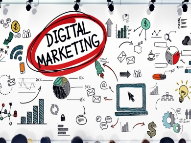 Quais as ações mais importantes do marketing digital